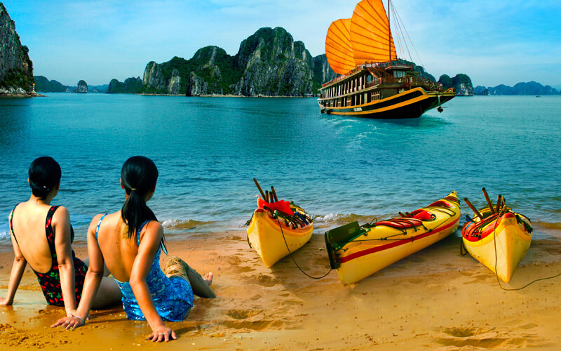 Вьетнам осенью