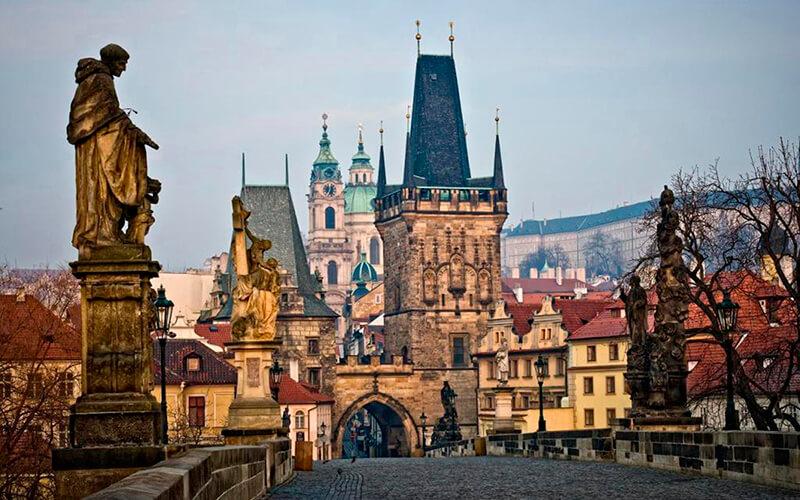 Чехия в ноябре