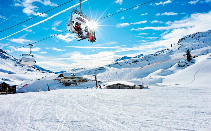 Лыжный отдых в ноябре в Италии