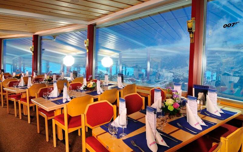 Ресторан Пиц Глория, Швейцария