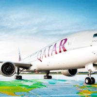 Начались прямые перелёты Доха — Киев — Доха