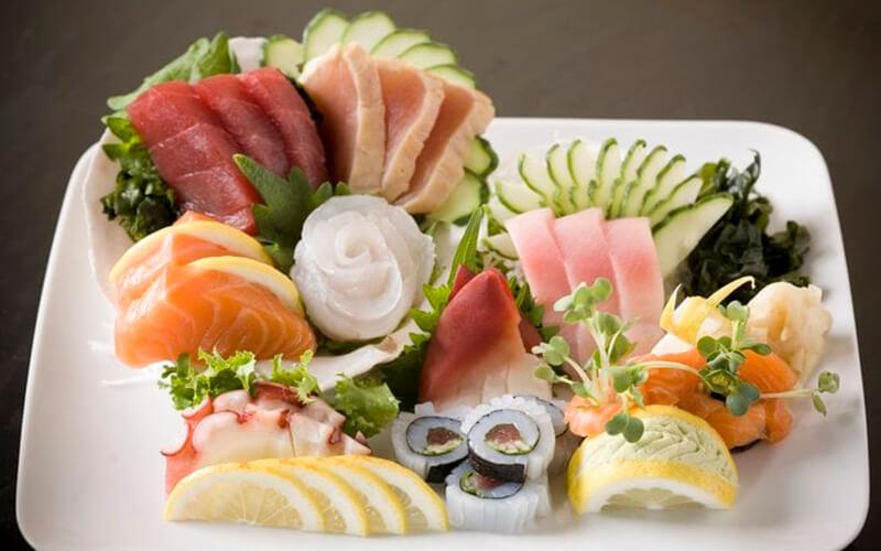 Рыба-камень, блюдо