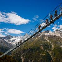 Швейцарія побила рекорд по довжині підвісного моста