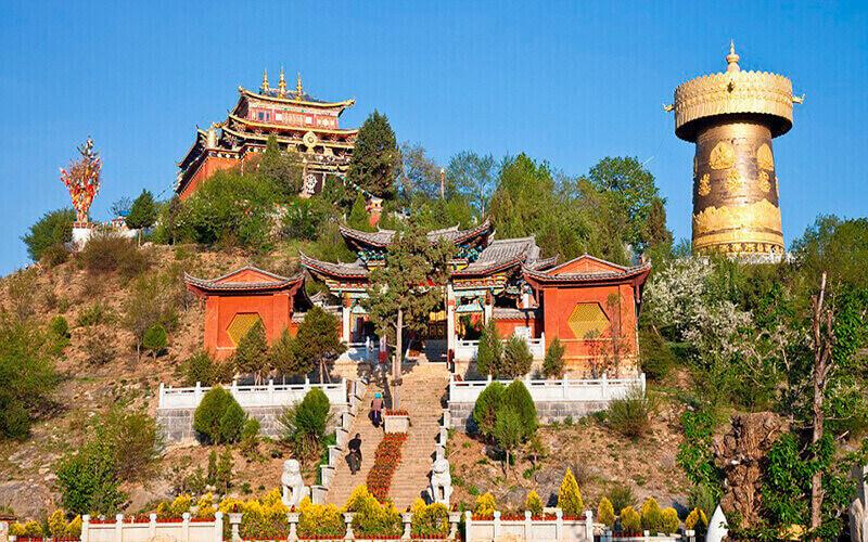 Шангри-Ла Китай