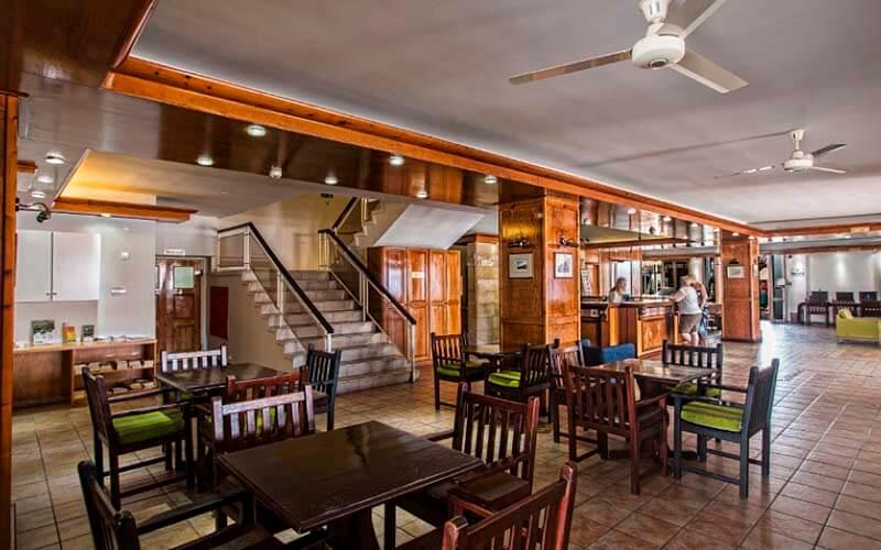 Ресторан в Anthea Hotel Apartments 3*, Айя Напа, Кипр