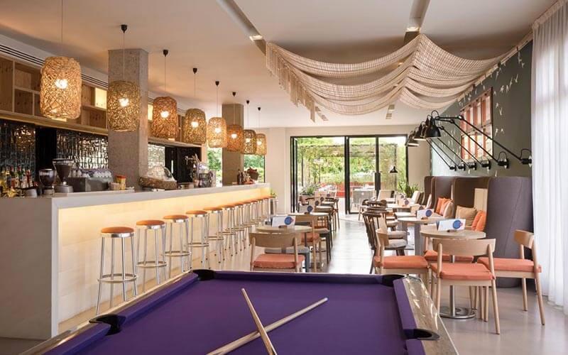 Ресторан, Aqua Hotel Bertran Park 4*, Коста Брава, Испания