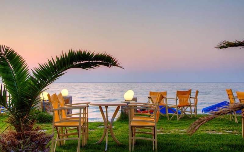 Ресторан, отель Bomo Club Krini Beach 3*, о. Крит
