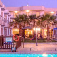 Горящий тур в отель Bomo Club Krini Beach 3*, о. Крит – Ретимно, Греция