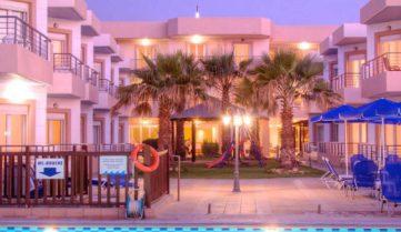отель Bomo Club Krini Beach 3*, о. Крит
