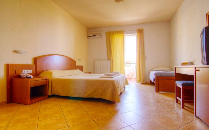Номер, отель Bomo Club Krini Beach 3*, о. Крит
