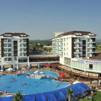 Гарячий тур в Cenger Hotel Beach Resort & Spa 5*, Сіде, Туреччина