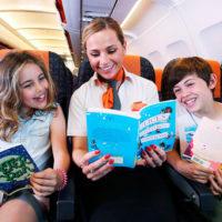 EasyJet: мы научим детей читать!