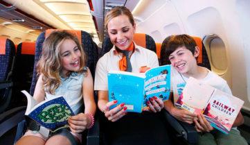 EasyJet: ми навчимо дітей читати!