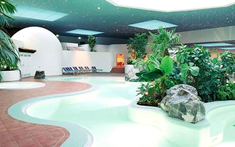 Бассейн в EventHotel Pyramide 5*, Вена, Австрия