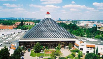 EventHotel Pyramide 5*, Вена, Австрия