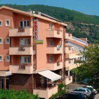 Горящий тур в Fineso Garni Hotel 4*, Будва, Черногория