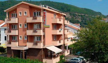 Fineso Garni Hotel 4*, Будва, Черногория
