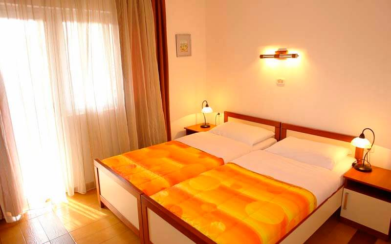 Номер в Fineso Garni Hotel 4*, Будва, Черногория
