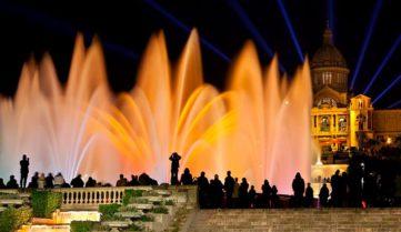 В іспанській Кордові відновлюють шоу фонтанів!