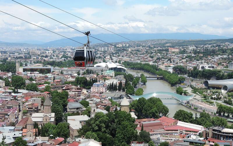 Грузія Тбілісі