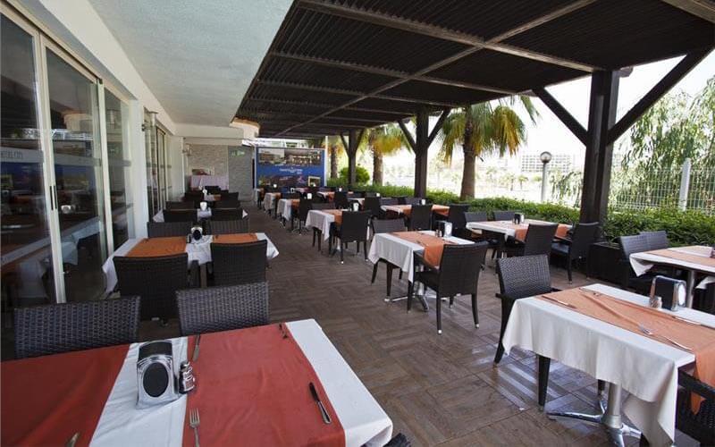 Ресторан в Holiday Point Hotel City 4*, Сіде, Туреччина