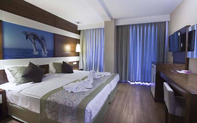 Номер в Holiday Point Hotel City 4*, Сіде, Туреччина