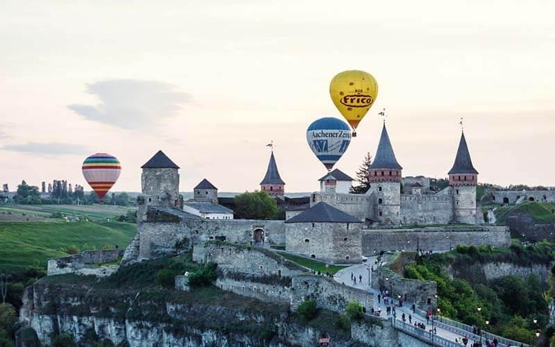 Кам'янець-Подільський Фестиваль повітряних куль