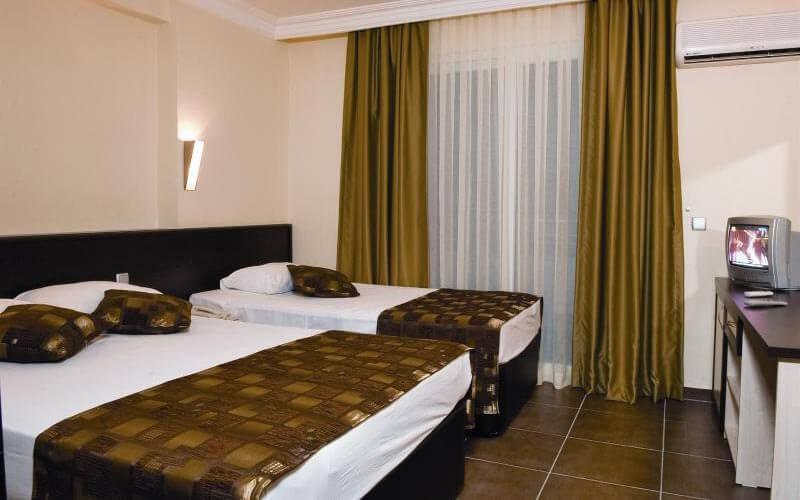 Номер в Holiday Point Hotel City 4*, Сиде, Турция