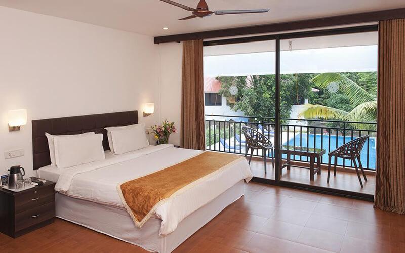 Номер в Le Pearl Goa Resort & Spa 4*
