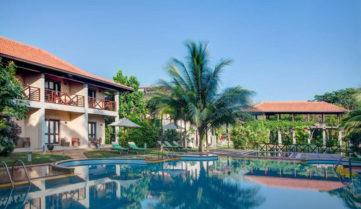 отель Portofino Resort Tangalle 4*, Тангалле, Шри-Ланка