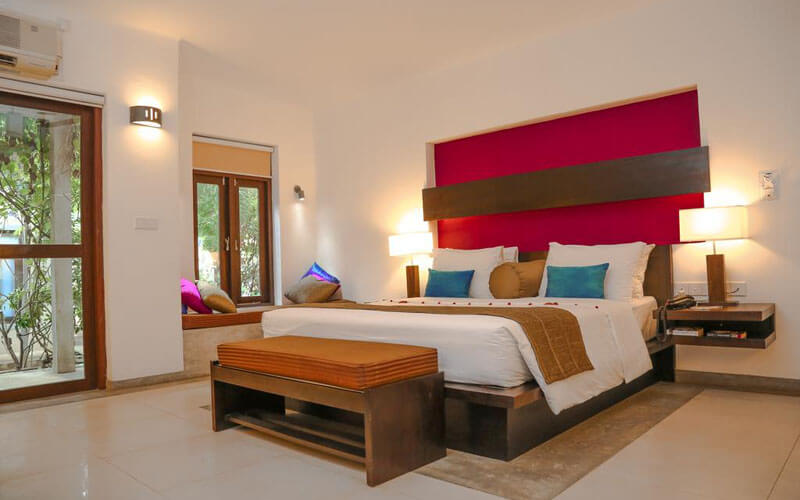 Номер, отель Portofino Resort Tangalle 4*, Тангалле, Шри-Ланка