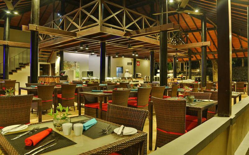 Ресторан, отель Portofino Resort Tangalle 4*, Тангалле, Шри-Ланка