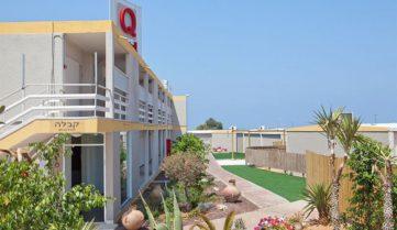 Отель Q Hotel 3*, Нетания, Израиль