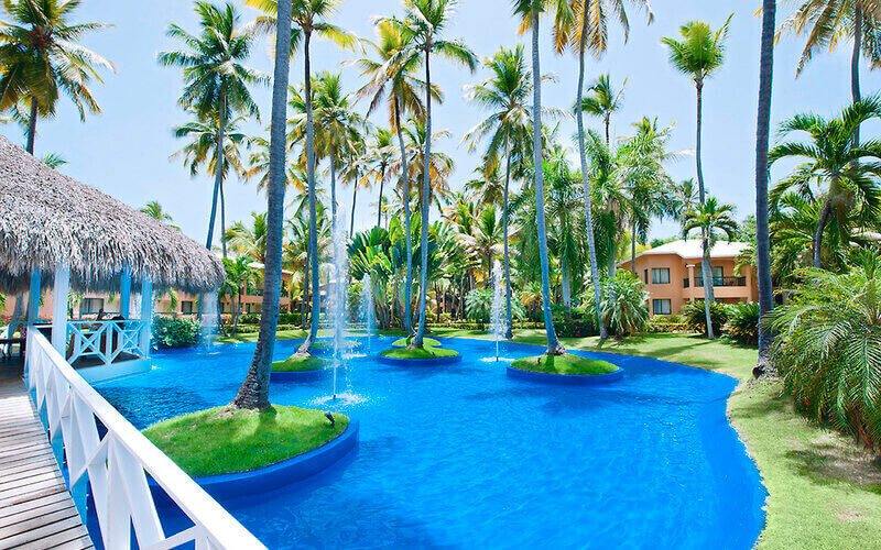 Бассейн, отель Sunscape Dominican Beach Punta Cana 4*, Пунта Кана, Доминикана