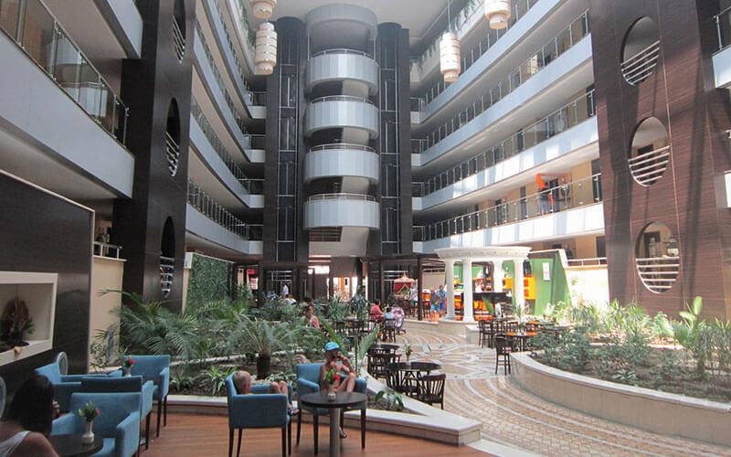 Timo Resort Hotel 5*, Аланья, Турция