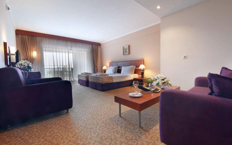 Номер в Timo Resort Hotel 5*, Аланья, Турция
