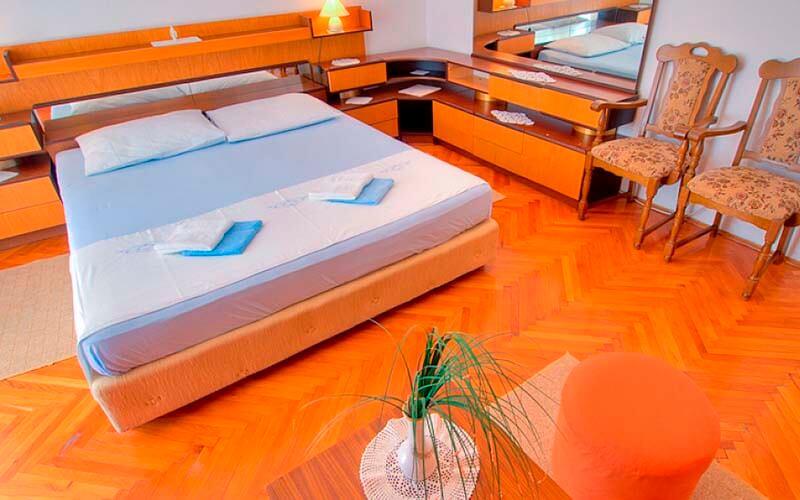Номер, отель Boskovic 3*, Будва, Черногория