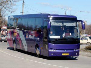 Розклад автобусів Київ