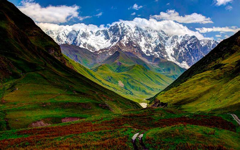 Кавказький Хребет