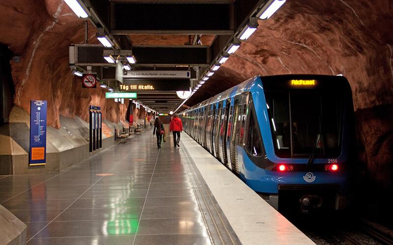 Станция Rådhuset (Стокгольм)