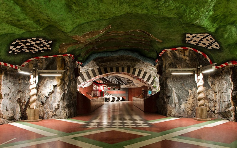 Станция Kungsträdgården (Стокгольм)