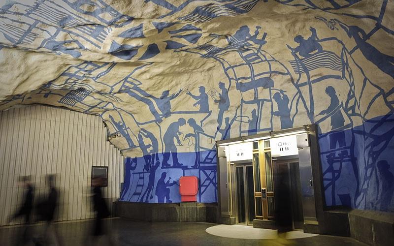 Станция Т-centralen (Стокгольм)