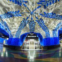 ТОП-10 найкрасивіших станцій метро зі всього світу