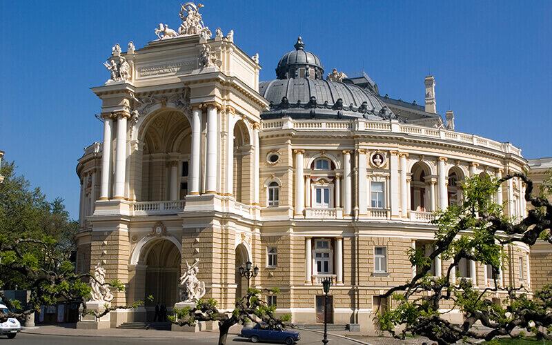 Одеса Оперний театр