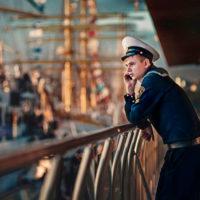 Паспорт моряка