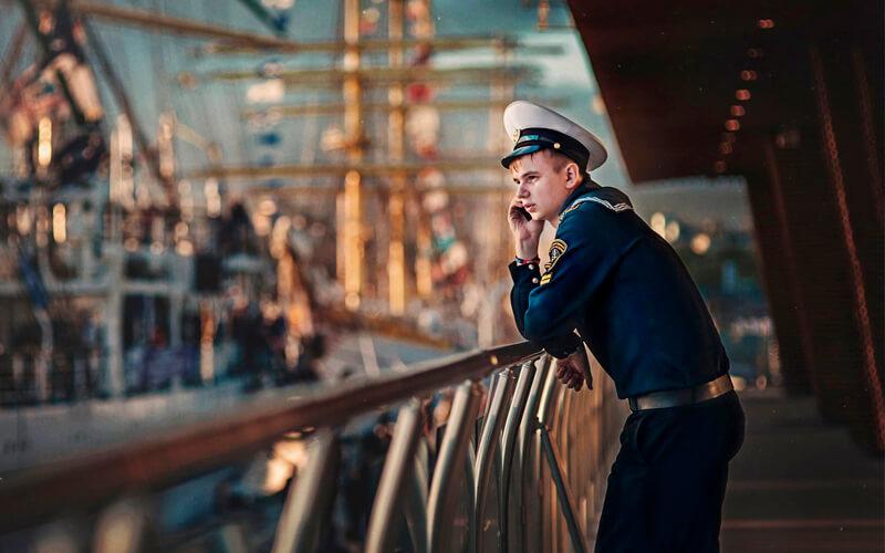 Як зробити паспорт моряка
