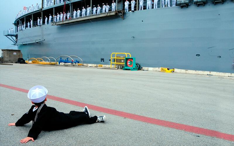 Де оформити паспорт моряка