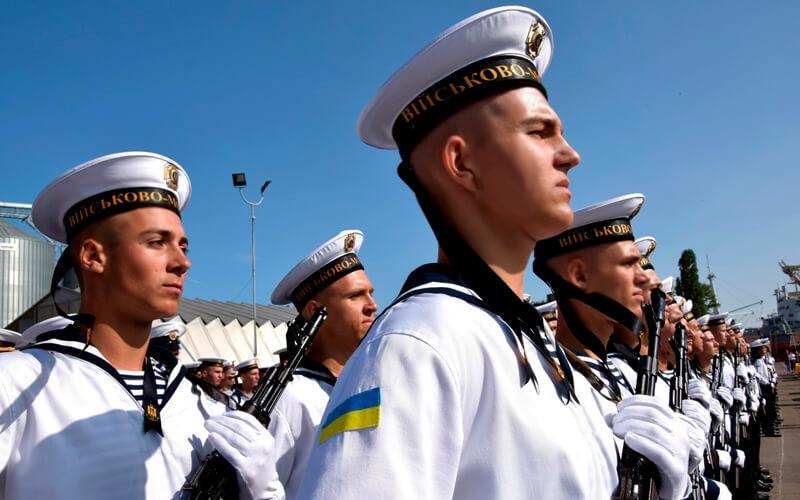 Курсанти морської академії