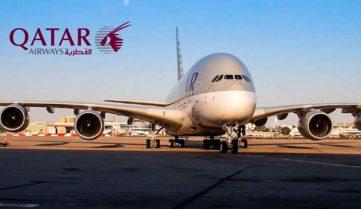 Акция от перевозчика Катар