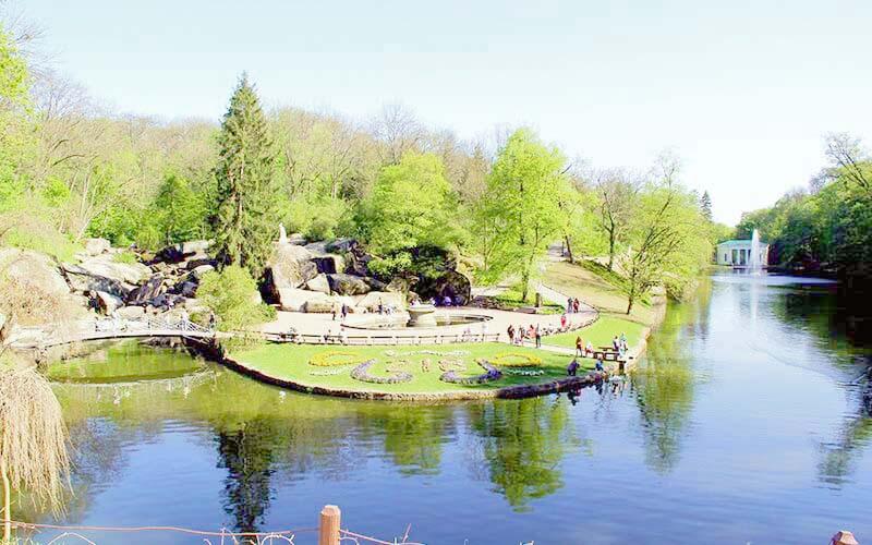Софіївський парк Умань